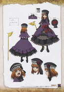 Umineko Pachinko slot artbook pg 65