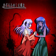 Higurashi - Hanyuu X Rika