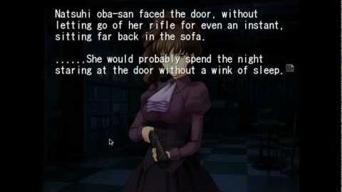 Umineko no Naku Koro Ni Episode 1 The Golden Witch Part 1 with PS3 Tweak Patch