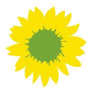 232098.sonnenblume auf weiss