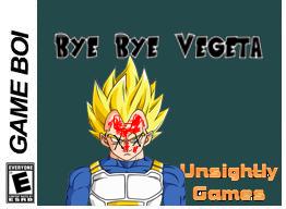 Bye Bye Vegeta