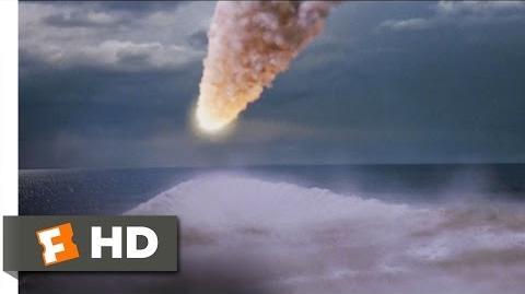 Deep Impact - Tsunami Scene