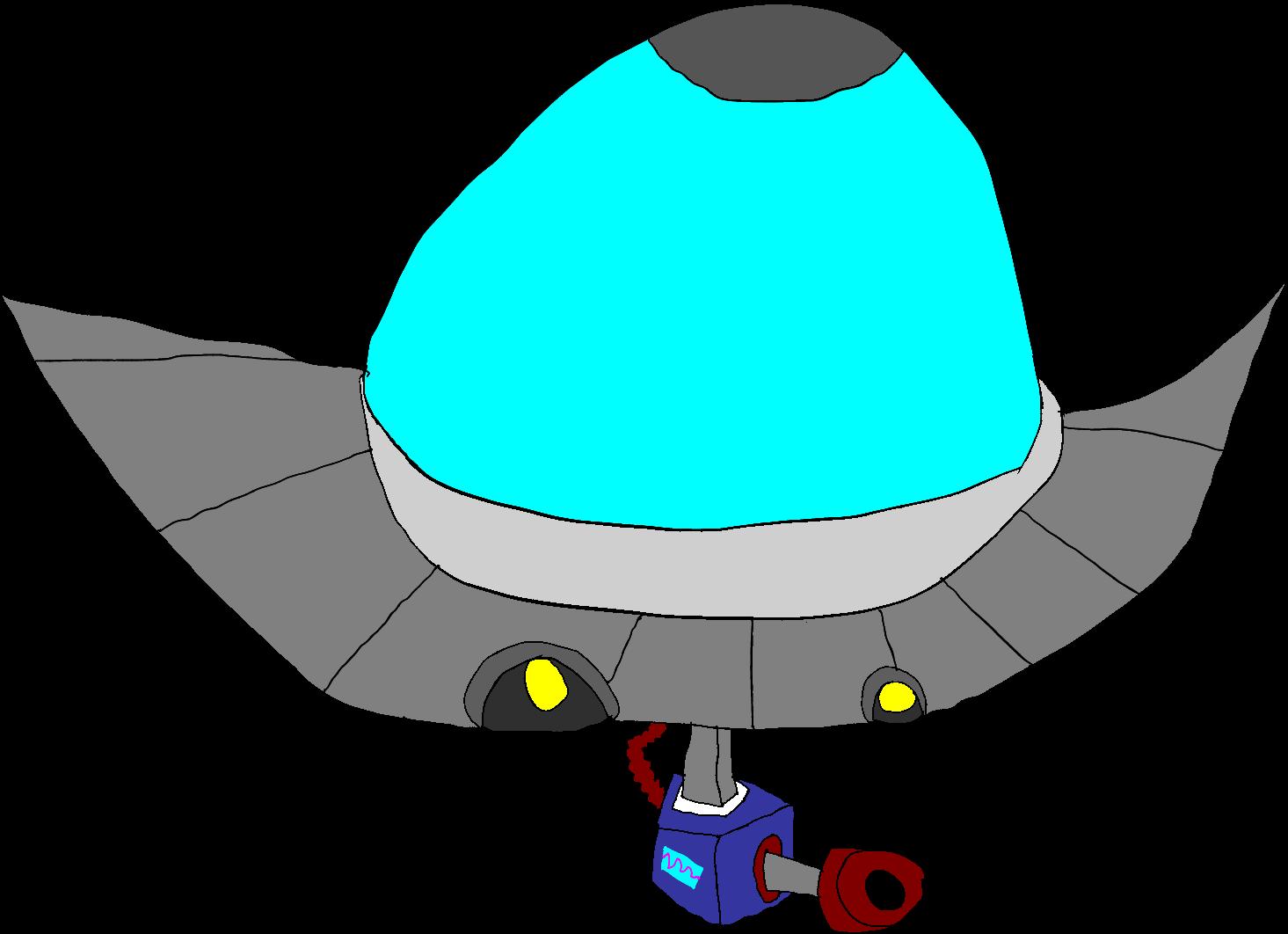 Tubby Ship
