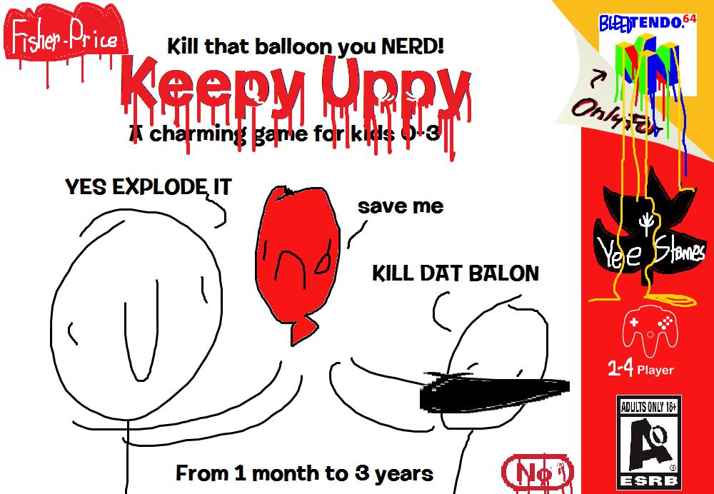 Keepy Uppy