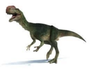 Dinosaurs are scarier than ever, but also kinda goofy.
