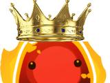 King Fire Slime