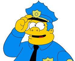 Officer Weirdo