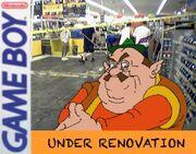 Under renovation