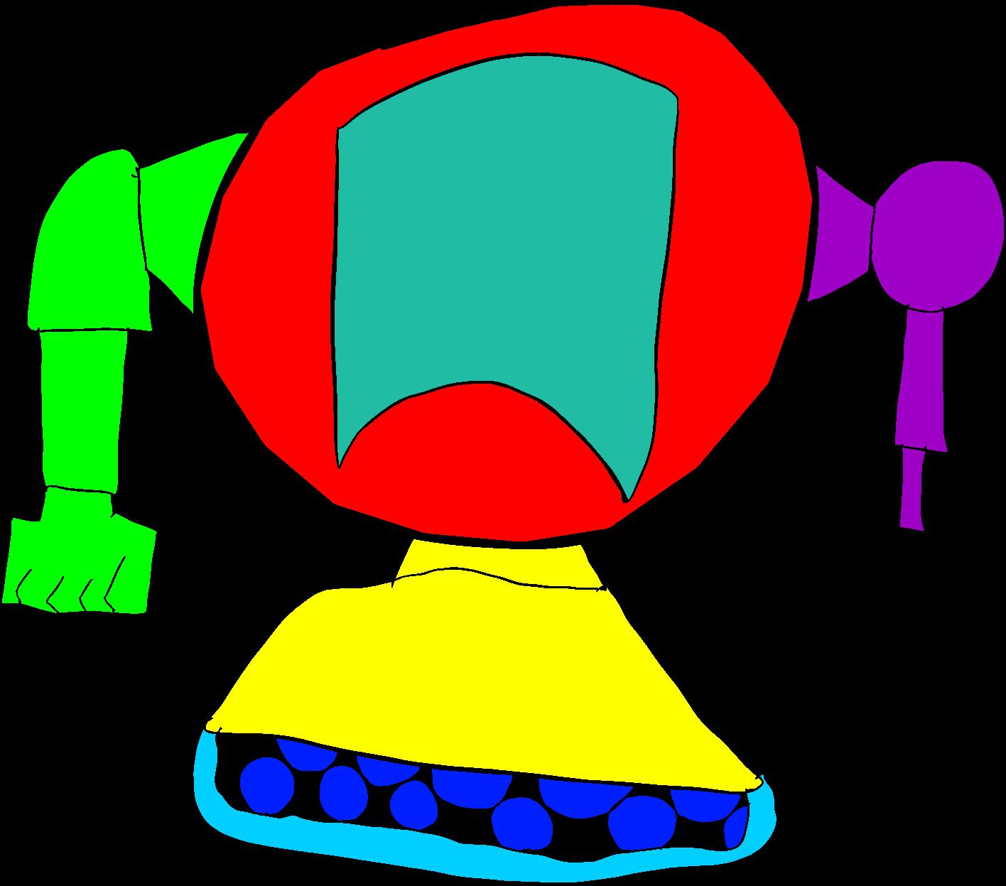 Mini Tubby Fighter Mech