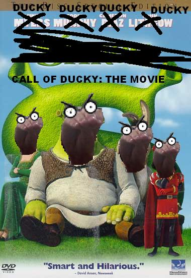 Call of Ducky: The Movie