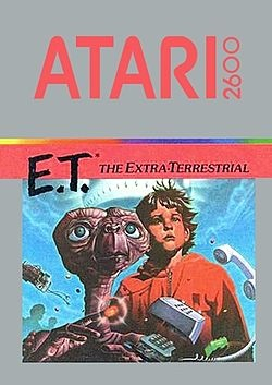 ET: The Extraterrestrial (Shame)