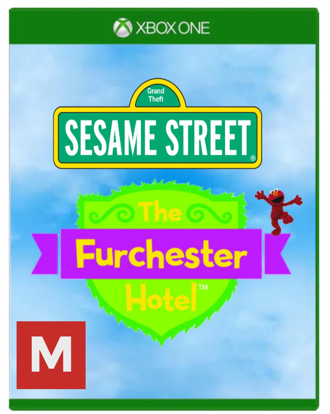 Grand Theft Sesame Street: The Furchester Hotel