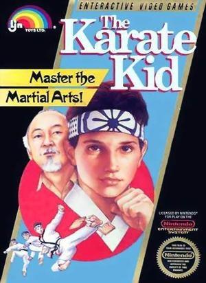 Karate Kid (Shame)