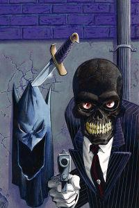 Creepy Mask Man