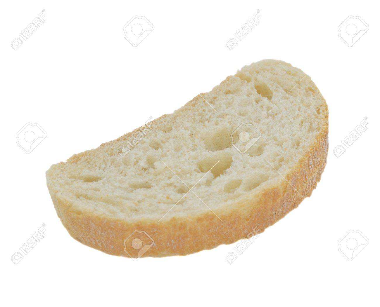 A literal slice of bread