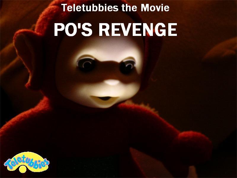 Teletubbies The Movie: Po's Revenge