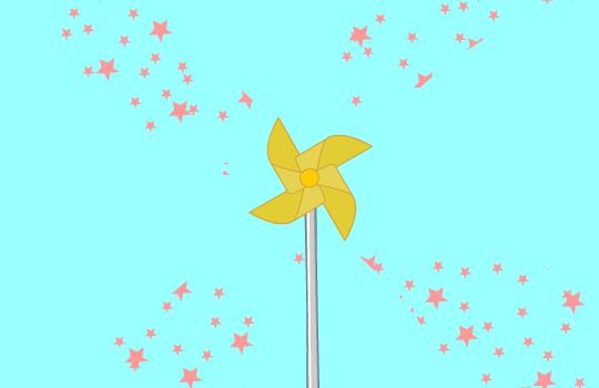 The Magic Windmill