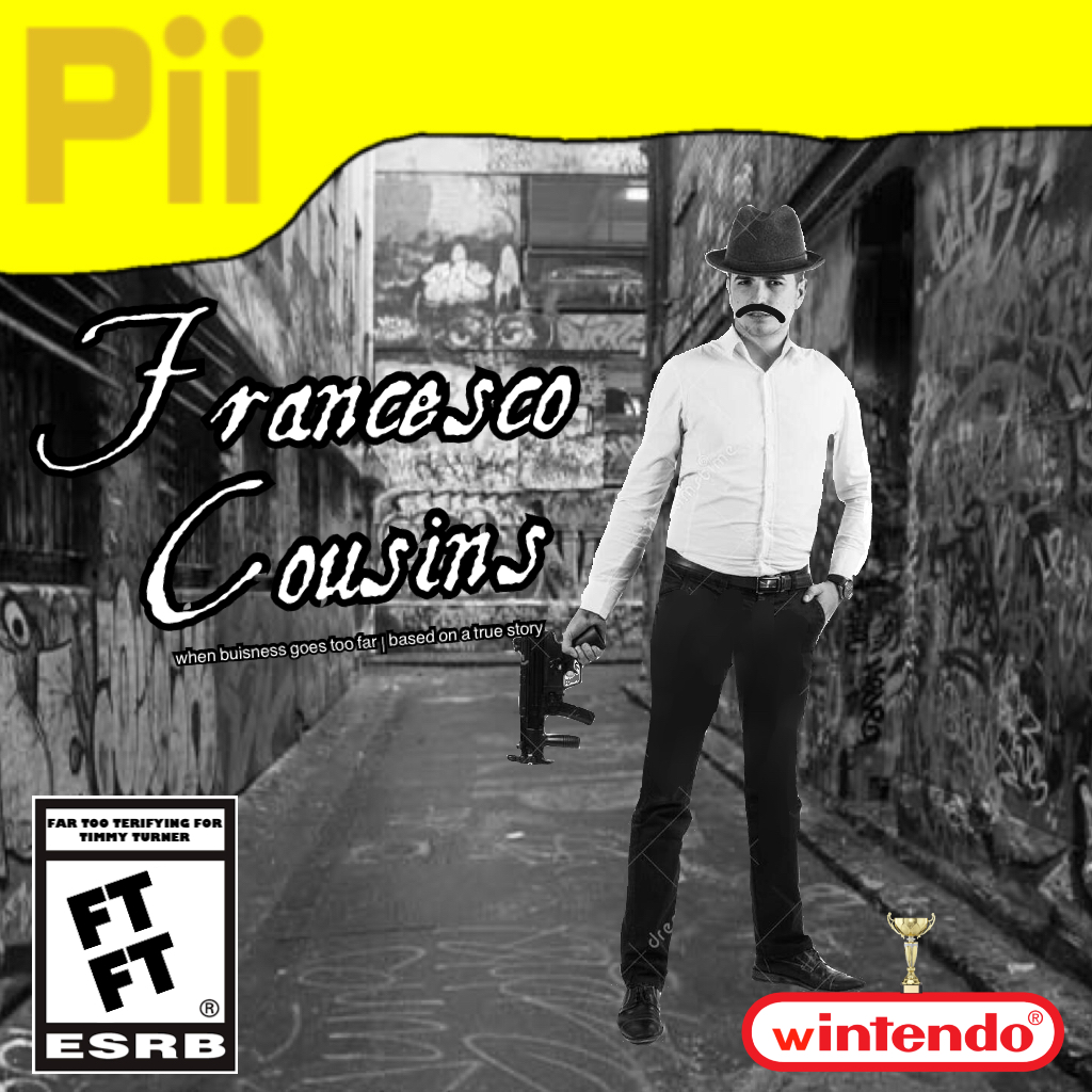 Francesco Cousins