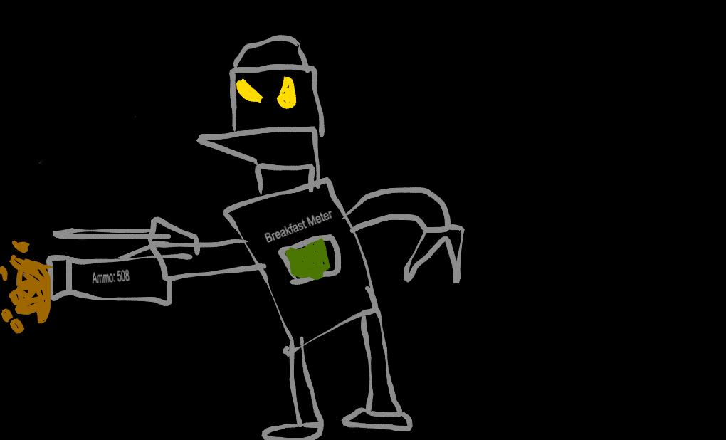 Breakfast Robot 9000
