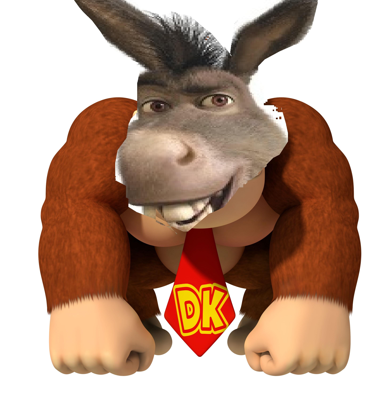 Donkey Kong (shame)