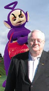 Tinky Winky Never Forgets