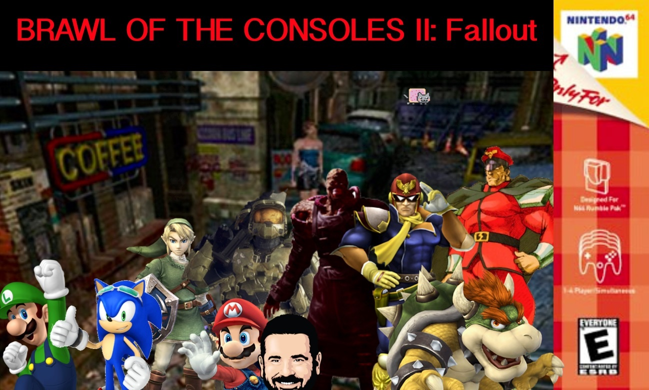 Brawl of the Consoles 2: Fallout