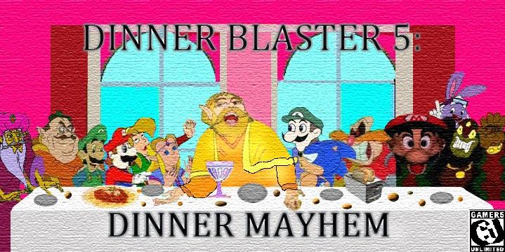 Dinner Blaster 5: Dinner Mayhem