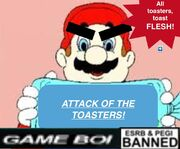 ATTACK OF THE TOASTERS
