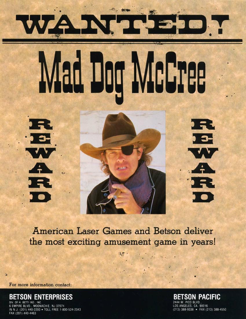 Mad Dog McREE