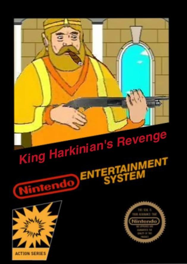 King Harkinian's Revenge