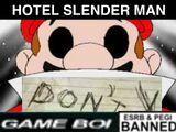 Hotel Slenderman