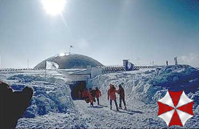 Umbrella Antarctica Base
