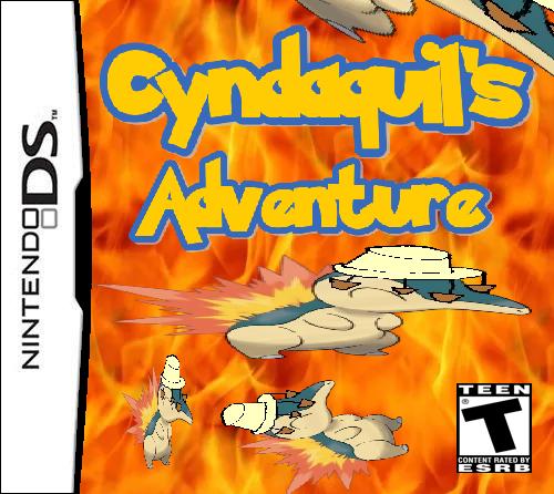Cyndaquil's Adventure
