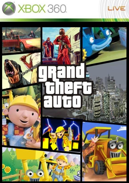 Grand Theft Builder