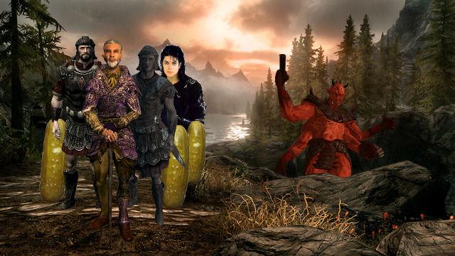 Daedric Army