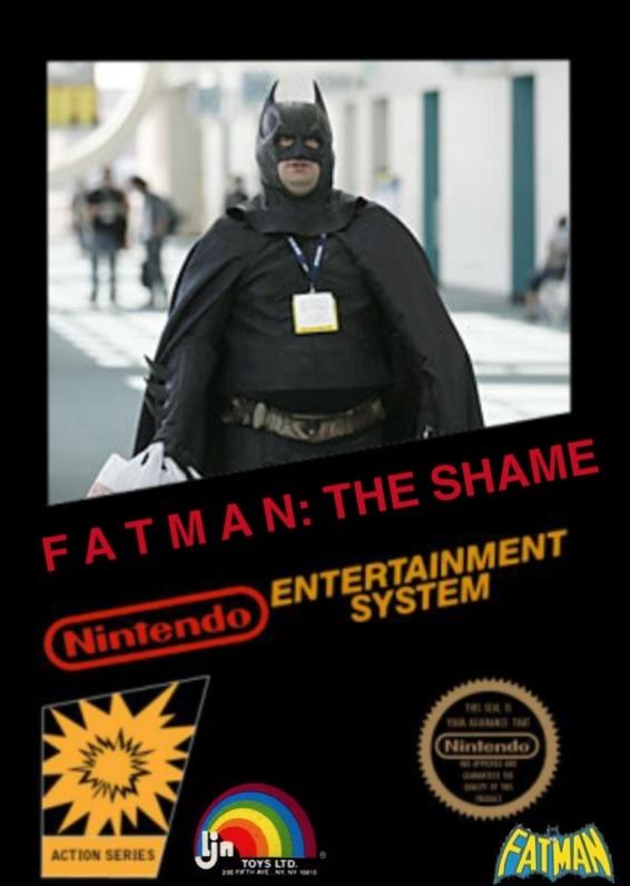 Fatman: The Shame