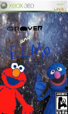 Grover and Elmo