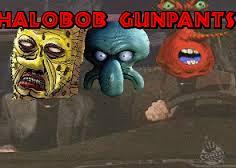 HaloBob GunPants 6: Moar Krabs Attack