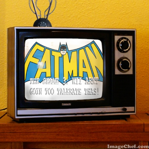 Fatman: The Shame 3: We Aren't Going to Tolerate This