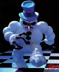 Bad Mr. Frosty