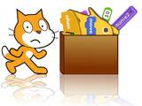The Scratch Cat