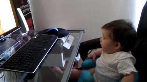Baby Einstein scary video