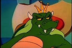 King Bowser (shame)