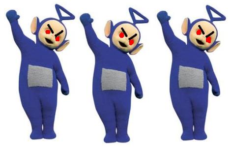 Teletubby Clones