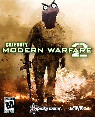 Call of Ducky: Modern Warfare 2