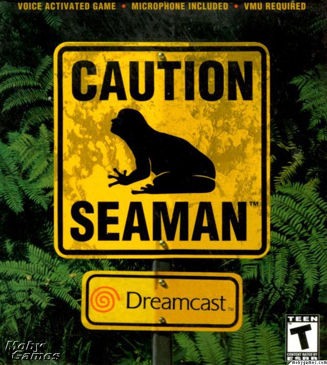 Seaman (Shame)