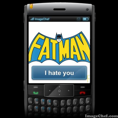Fatman 8: I Hate Fatman