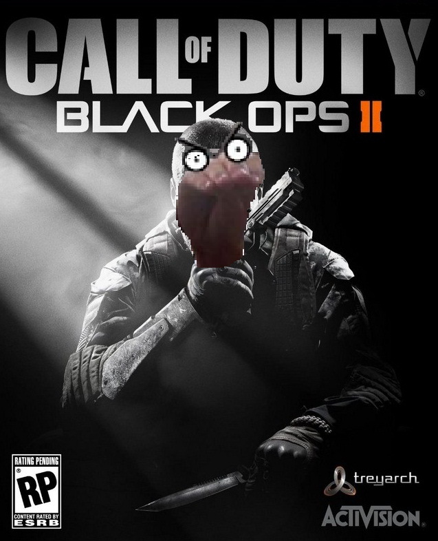 Call of Ducky: Black Ops 2