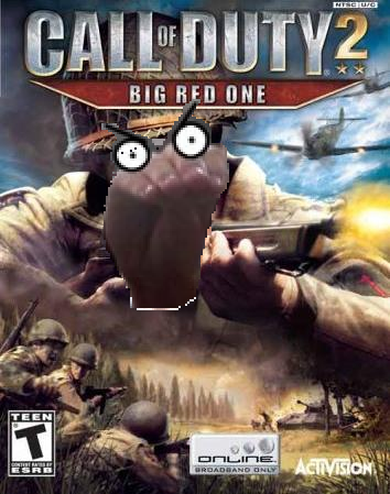 Call of Ducky 2: Big Red One