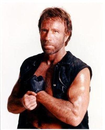 Chuck Norris, Asọpụrụ onye edemede maka ọnwa nke ọ bụla, c.à.d. mgbe niile!!!!!